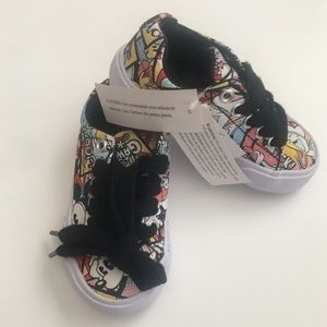 Disney Characters shoes.